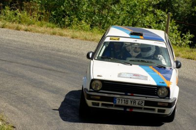 Petit résumé en image du Rallye du Trièves...