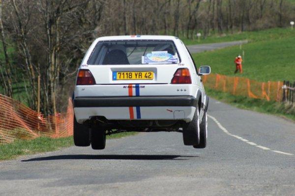 Bientôt le Rallye des Monts du Lyonnais! Rendez-vous les Samedi 9 et Dimanche 10 Avril 2011 à Ste Foy l'Argentière(69)pour un rallye...spectaculaire!