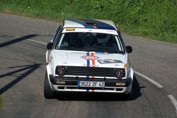Rendez-vous ce week-end(21 Mai 2011)pour le rallye du Chambost-Longessaigne!