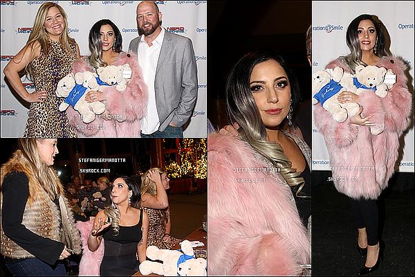 14/03/15 : Lady Gaga & Taylor Kinney étaient au Park City Celebrity Ski & Smile Challenge 2015.