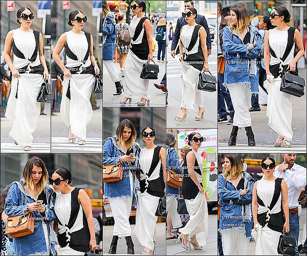10/05/15 : Lady Gaga a fait du shopping puis a été vue se dirigeant à son appartement à New-Y.