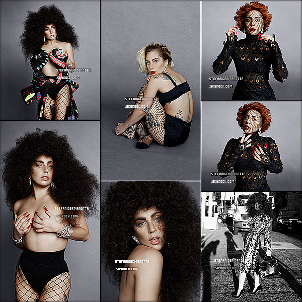 ► Des nouveaux clichés du photoshoot de Harper's Bazaar de 2014 sont disponibles.