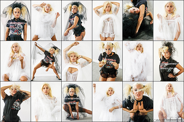 ► Découvre le photoshoot entier de Lady Gaga pour le magazine CR Fashion Book's !