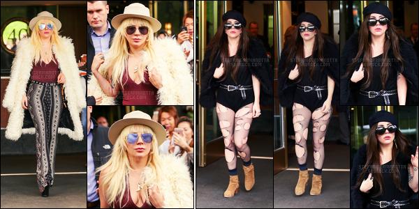 08/05/16 - La chanteuse Lady Gaga a été photographiée sortant de sa demeure située à New York City. Le 07/05, Gaga a aussi été vue à la sortie de son appartement, et rebelote le 06/05 ! A quand les vraies news? l'actualité est monotone...