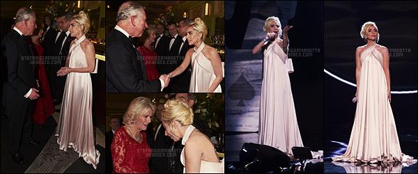 05/12/16 - Lady Gaga était à la cérémonie britannique des «British Fashion Awards» - dans Londres.  Le 06/12, Lady Gaga s'est rendue au Royal Variety Show et y a interprété Million Reasons,  toujours - à Londres. Elle était sublime !