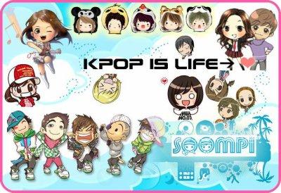 ♥ ♪ Kpop forever ♪ ♥