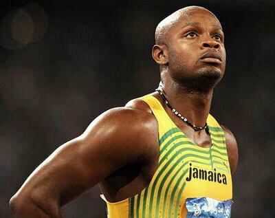 Asafa Powell (spécialiste du 100 mètres sprint et du relais 4×100)