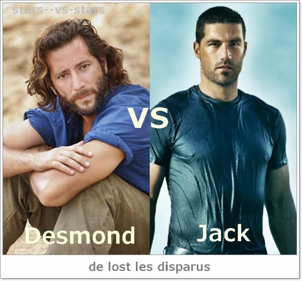 duels : serie lost