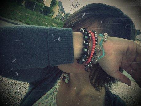 Ne me promets pas le ciel, si les étoiles sont si dur à atteindre. ☮