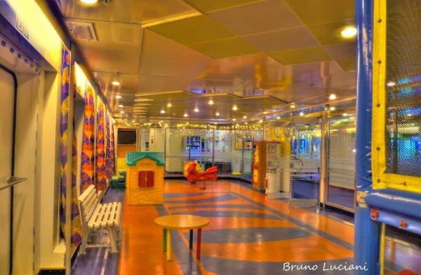 Visite du Mega Express Two !!!