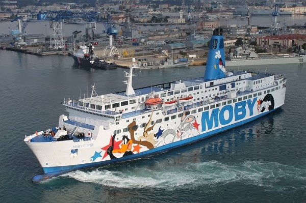 - Moby Lines -