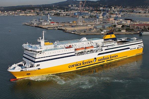 - Corsica Ferries -