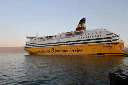 ~ Corsica Ferries~