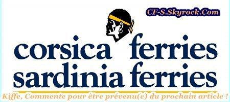 • Corsica Ferries •