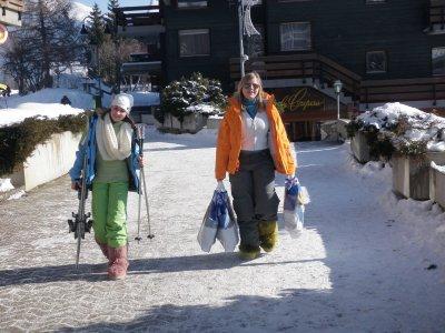 Vacances au ski   <3