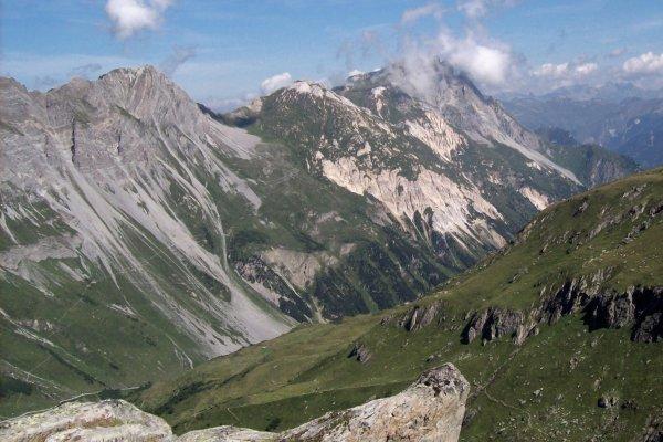 Le petit Mt Blanc