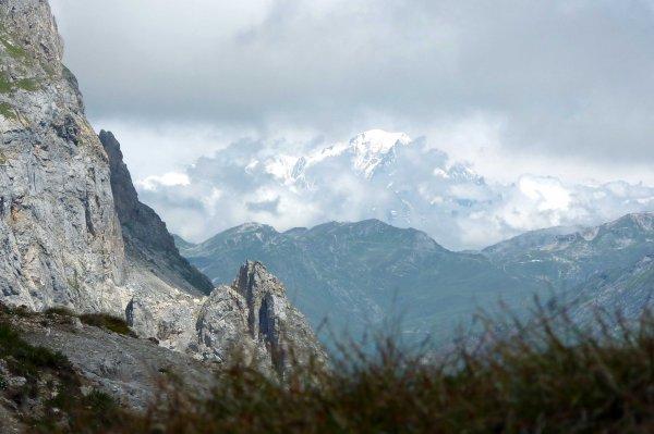 """Maitre Mont Blanc """"le vrai avec ses 4810m"""" se montre"""