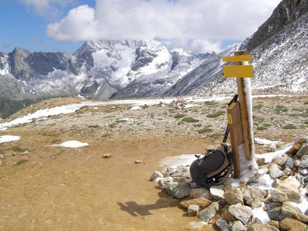 2919 m au col du Soufre