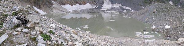 Le lac de la Patinoire