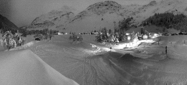 L'hiver s'installe en Vanoise