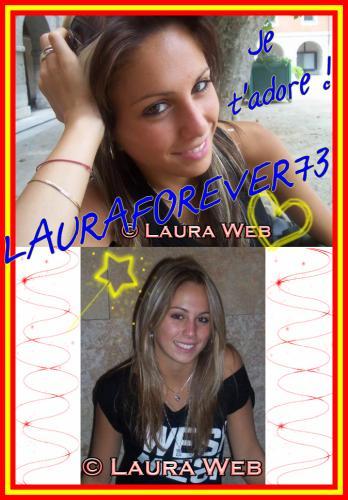 Magnifique, adorable et pleine de talent ... C'est LAURA !