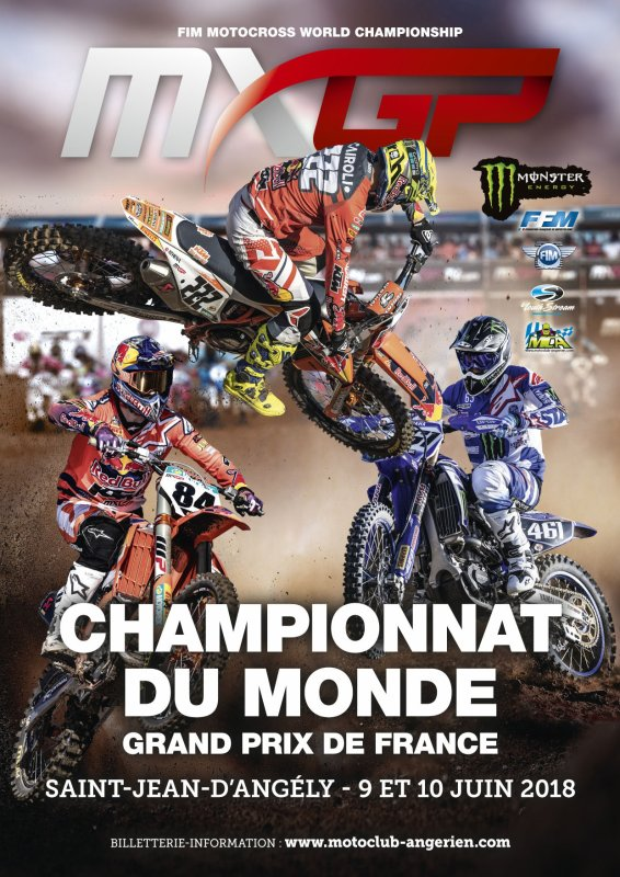 CHAMPIONNAT DU MONDE MOTOCROSS