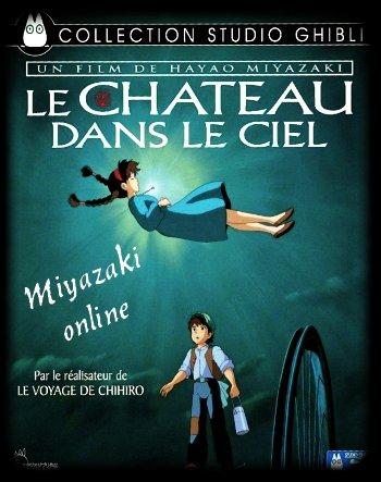 Le Château Dans Le Ciel (2 avril 1986) :
