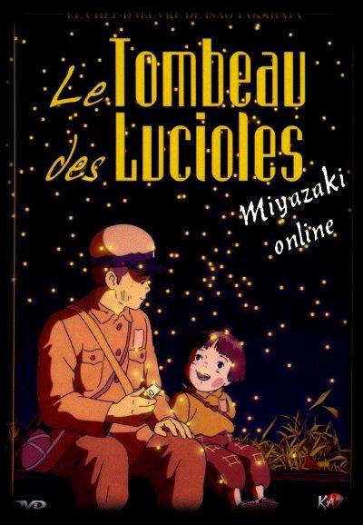 Le Tombeau Des Lucioles (16 avril 1988) :