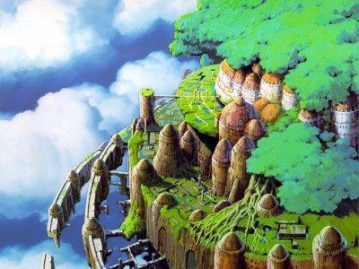 Le Château Dans Le Ciel - exprimez vous :