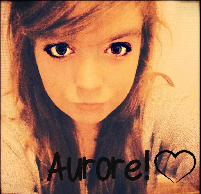 Aurore, Mon Amoureuse, Ma Streeptizeuse! ♥♥♥