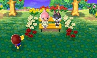 Animal crossing screen shot