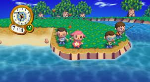 Animal crossing let's go to city