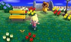 Animal crossing screen shot 2