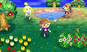 Animal crossing screen shot 4