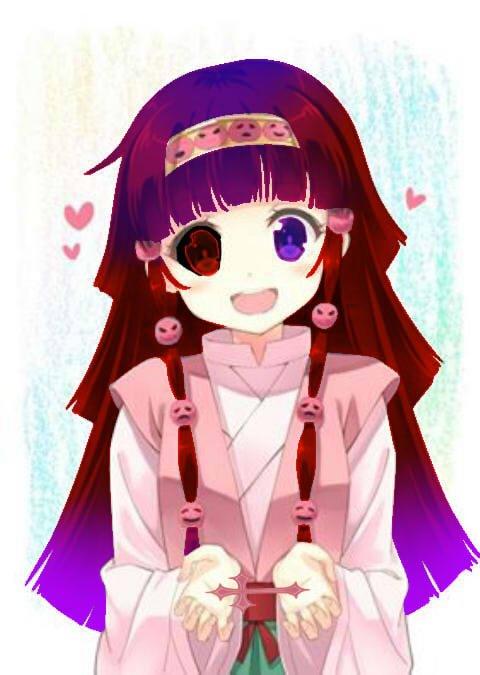 Fanfiction 1 : Chapitre 0 : Prologue : L'Histoire de Kimiko et Kimoko (Long Prologue) ♥♥♥