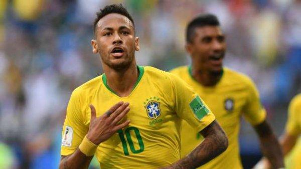 Brésil-Mexique 2-0, Neymar et le Brésil poursuivent leur chemin
