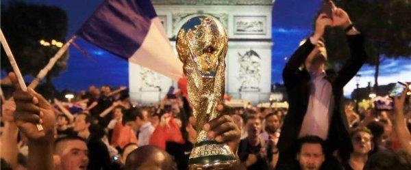 Coupe du Monde 2018 / France – Belgique : et le peuple français tomba dans l'ivresse