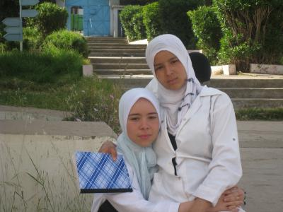 Meryem et Bouchra