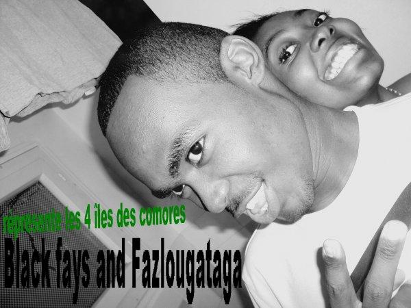 wéwéwé black fays and fazlougataga