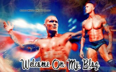 Bienvenue on xxxxX-Randy-Orton-Xxxxx