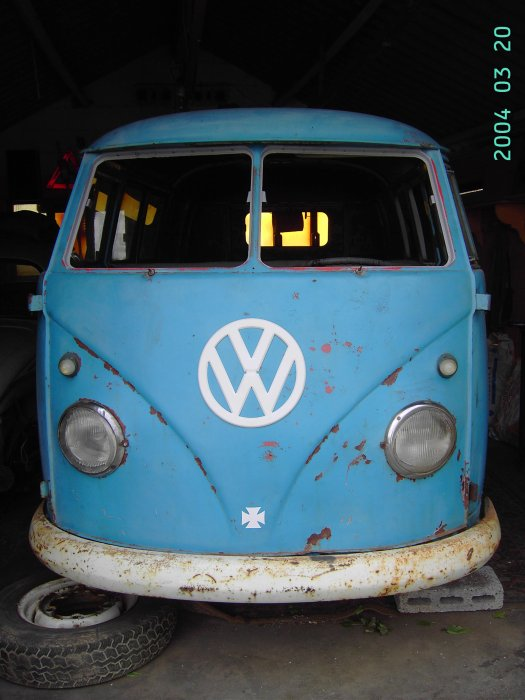 ma passion pour les vw air-cooled