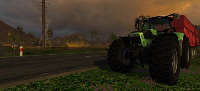 Mon Farming Simulator