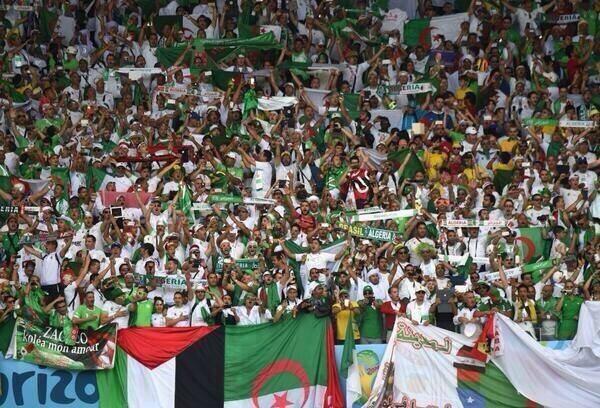 On est toujours les meilleurs Représentants  du monde Arabe.