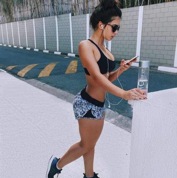 Fitness again