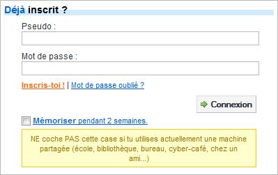 Gaffe au Phishing !!