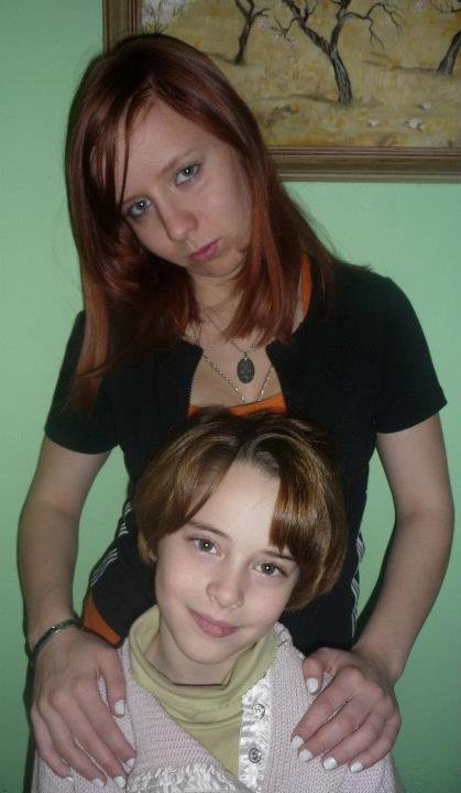 Rebecca et moi