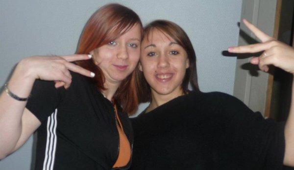 Mélanie et moi