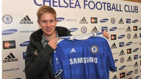 A Chelsea jusqu'en 2017