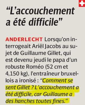 :D La Gilette!!! :D