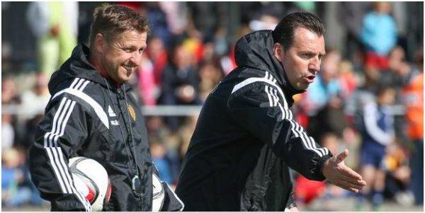 En cas de départ pour Schalke, Wilmots emmènerait son staff et le docteur